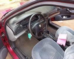 Naija Used 2004 Peugeot 406 for sale-2