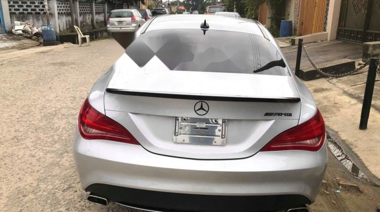 Foreign Used Mercedes-Benz CLA-Class 2015 Model-4
