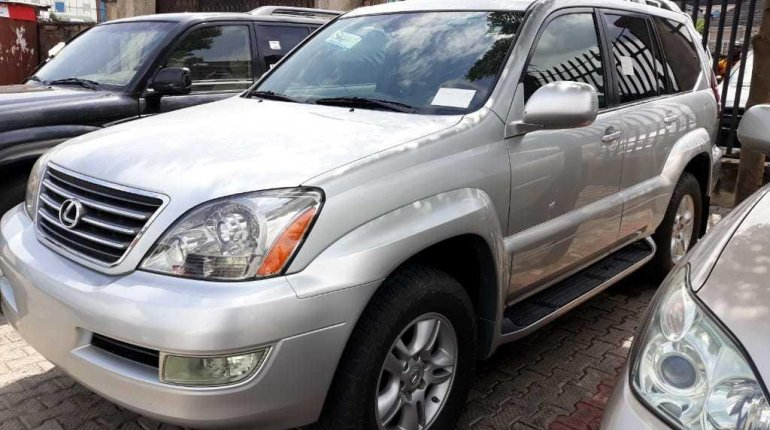 Foreign Used 2007 Lexus GX470 for sale-1