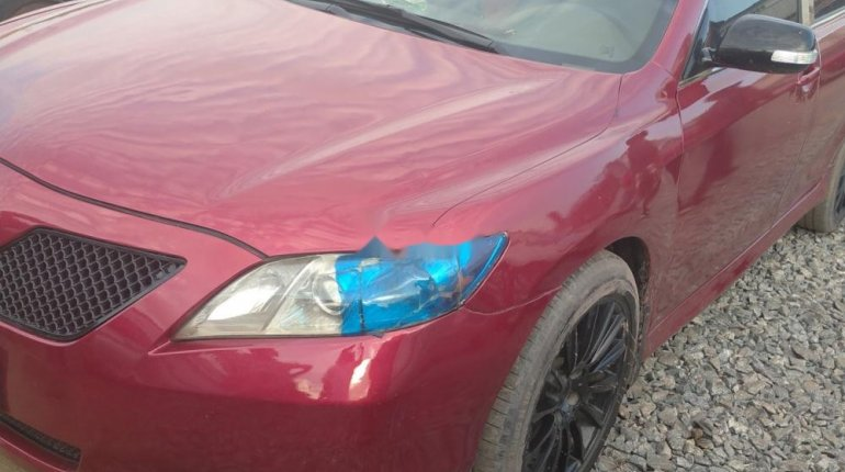 Foreign Used 2007 Toyota Camry for sale-1