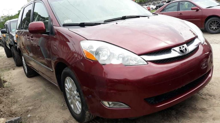 Foreign Used 2008 Toyota Sienna Limited XLE -0