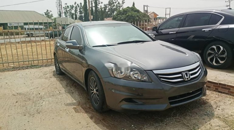 Foreign Used 2008 Other Honda Accord for sale in Abuja. -4