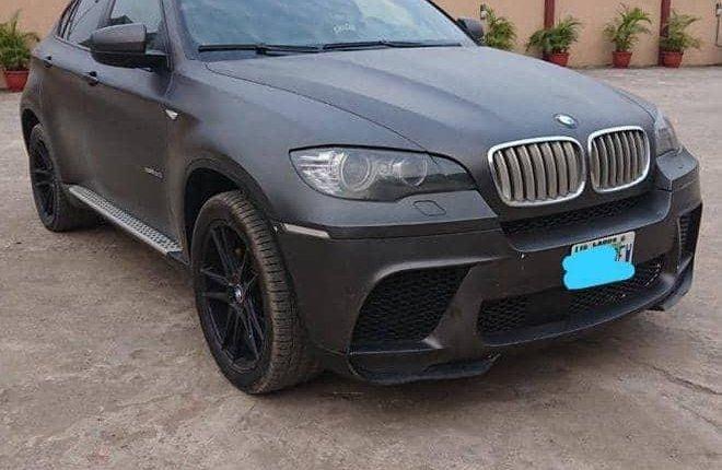 Clean Naija Used BMW X6 2011 Model-0