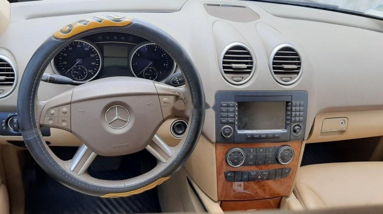 Tokunbo Mercedes-Benz ML350 2008 Model for sale-5