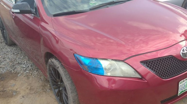 Foreign Used 2007 Toyota Camry for sale-0