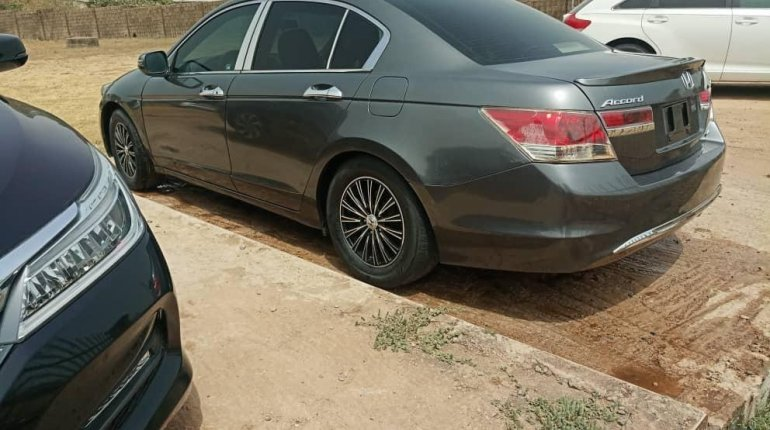 Foreign Used 2008 Other Honda Accord for sale in Abuja. -6