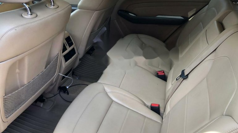 Naija Used 2013 Mercedes-Benz ML350 for sale-1
