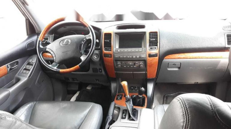 Foreign Used 2007 Lexus GX470 for sale-6