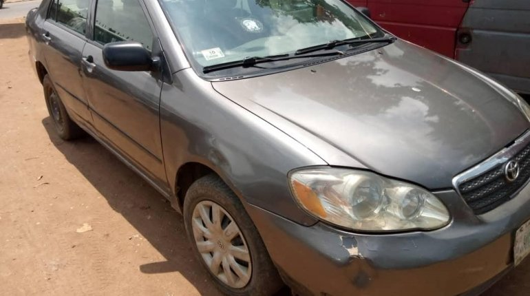 Tokunbo Used 2003 Toyota Corolla for sale-2