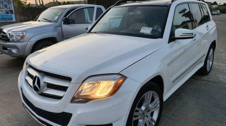Super Clean Toks Mercedes-Benz GLK 2013 Model-0