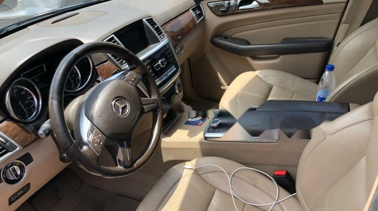 Naija Used 2013 Mercedes-Benz ML350 for sale-5