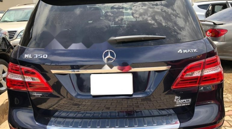 Naija Used 2013 Mercedes-Benz ML350 for sale-6