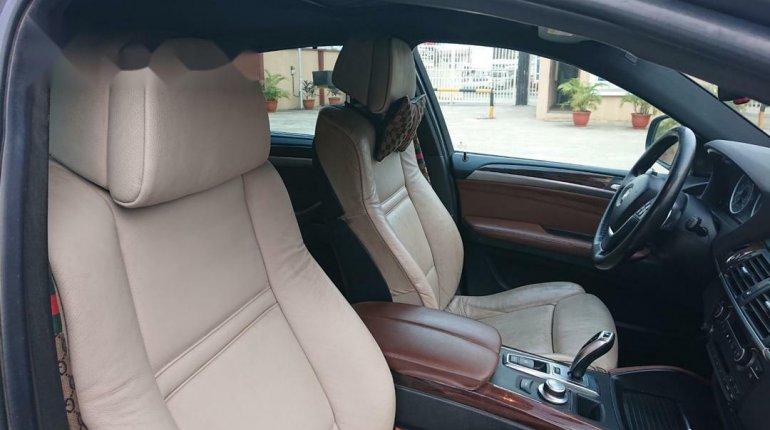 Clean Naija Used BMW X6 2011 Model-5
