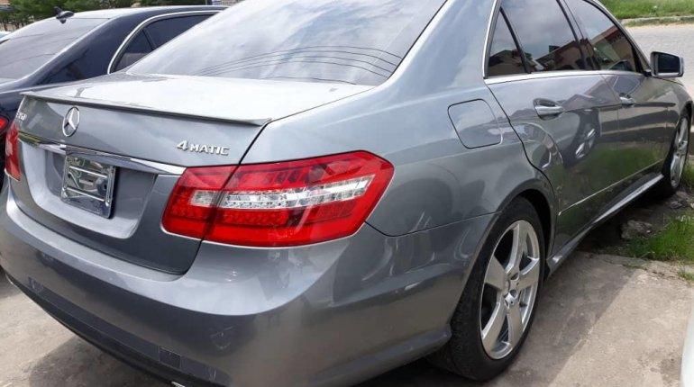 2011 Mercedes-Benz E-class E350 4matic Foreign Used-5