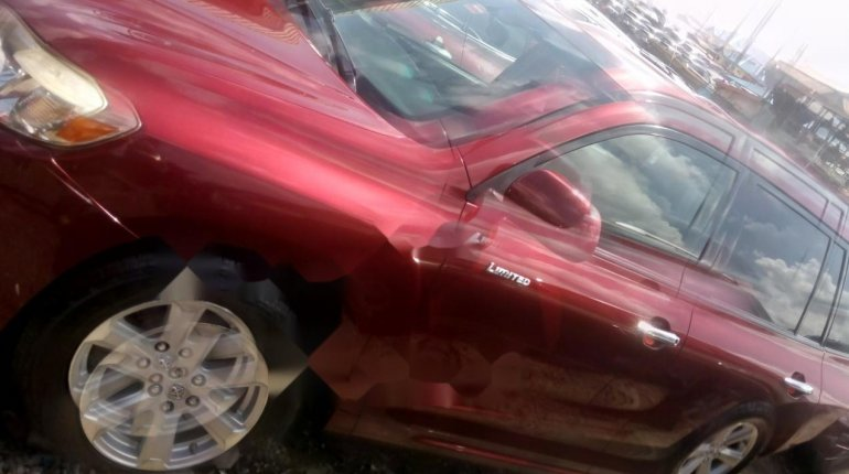 Super Clean Naija Used Toyota Highlander 2008 for sale-5