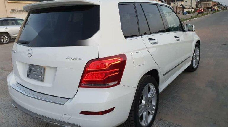 Super Clean Toks Mercedes-Benz GLK 2013 Model-3