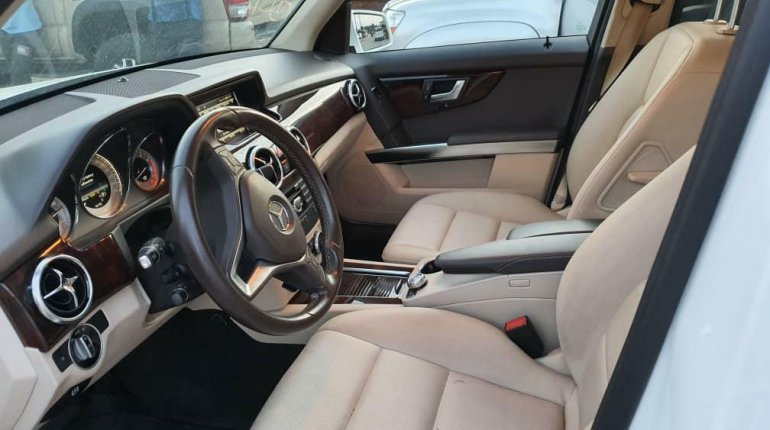 Super Clean Toks Mercedes-Benz GLK 2013 Model-4
