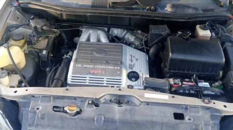 Super Clean Tokunbo Lexus RX 2000-4