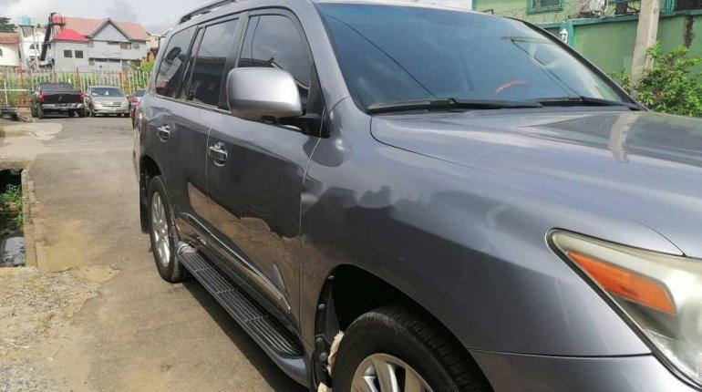 Clean Naija Used Lexus LX 2012 Model for sale-1