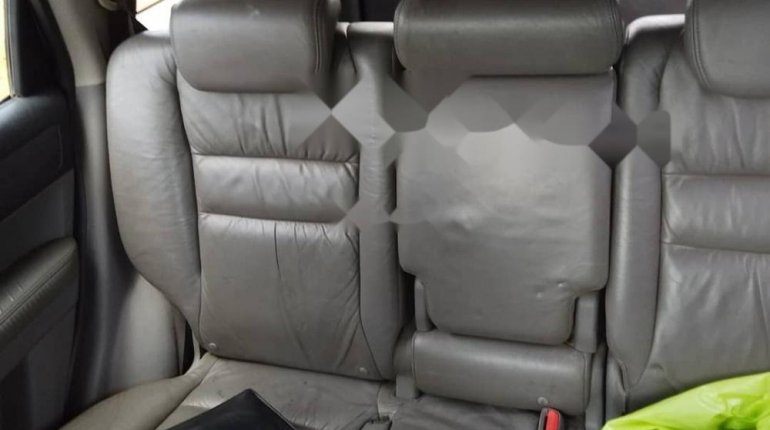 Super Clean Naija Used 2008 Honda CR-V for sale-5
