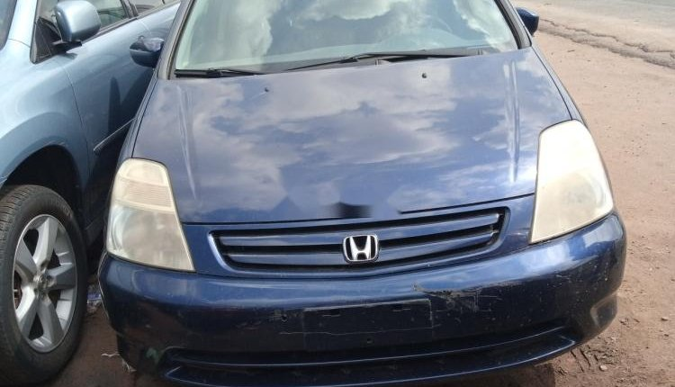 Tokunbo Honda Stream 2002 Model-0