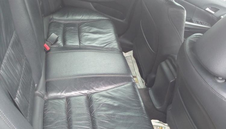 Foreign Used 2008 Green Honda Accord for sale in Lagos. -3