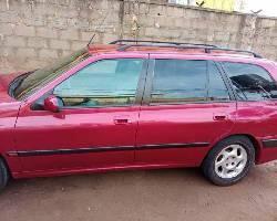 Naija Used 2004 Peugeot 406 for sale-1