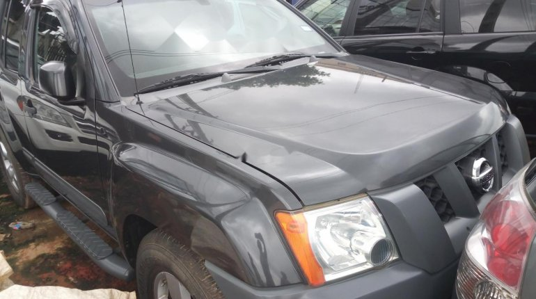 Foreign Used 2005 Grey Nissan Xterra for sale in Lagos. -0