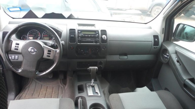 Foreign Used 2005 Grey Nissan Xterra for sale in Lagos. -1