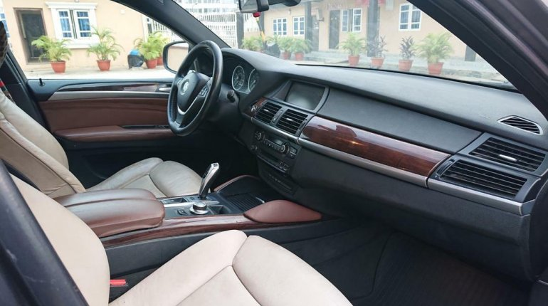 Clean Naija Used BMW X6 2011 Model-4