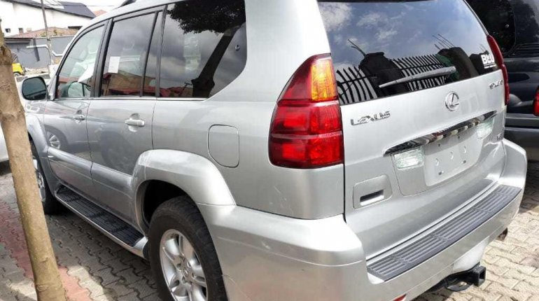 Foreign Used 2007 Lexus GX470 for sale-8