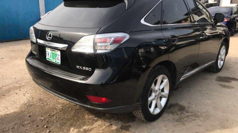 Super Clean Naija Used Lexus RX 2011 Model-3