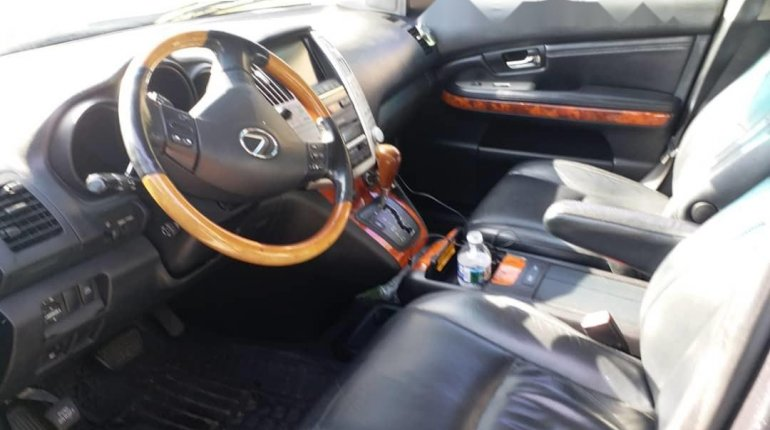 Foreign Used Lexus RX 2005 Model Gray-6