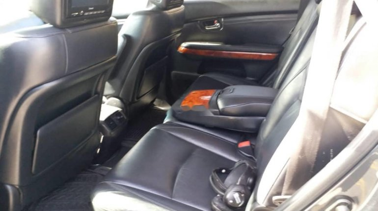 Foreign Used Lexus RX 2005 Model Gray-3