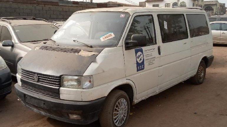 Super Clean Tokunbo Volkswagen Transporter 2000 ₦1,600,000 for sale-7