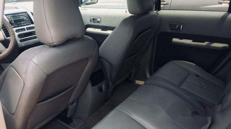 Foreign Used Ford Edge 2008 Model Red-6
