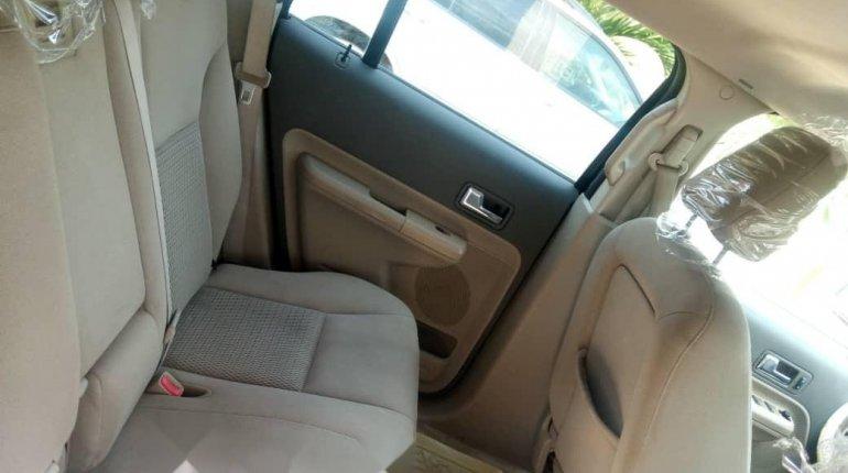Nigeria Used Ford Edge 2009 Model Black-7