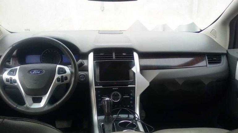 Nigeria Used Ford Edge 2013 Model Black-1