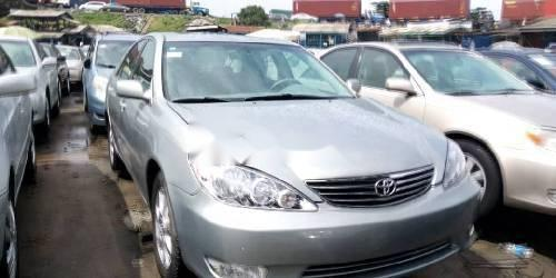 Foreign Used 2006 Silver Toyota Camry for sale in Lagos. -0