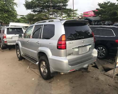 Foreign Used 2007 Lexus GX for sale-2
