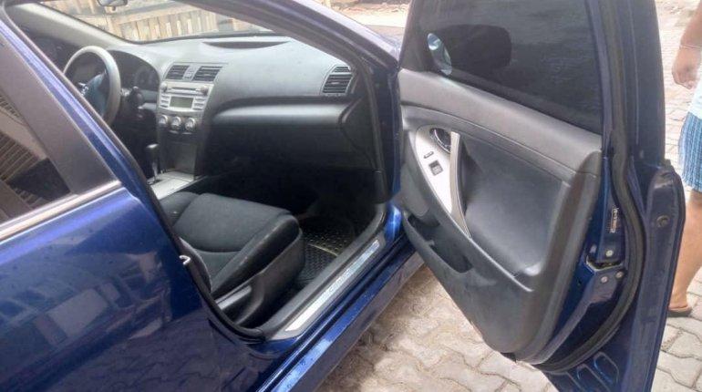 Nigeria Used Toyota Camry 2011 Model Blue -4