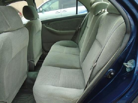 Nigeria Used Toyota Corolla 2005 Model Blue -2