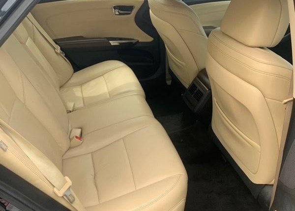 Foreign Used Toyota Avalon 2015 Model Black -4