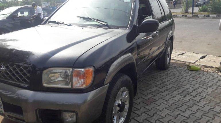 Naija Used 2001 Nissan Pathfinder for sale-0