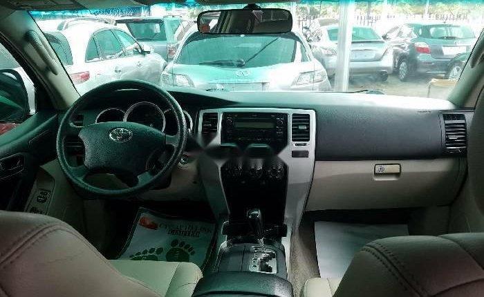 Foreign Used Toyota 4-Runner 2006 Model White-2