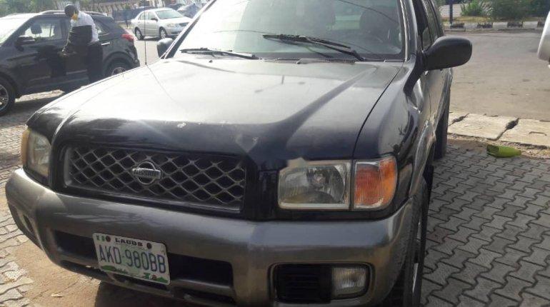Naija Used 2001 Nissan Pathfinder for sale-7