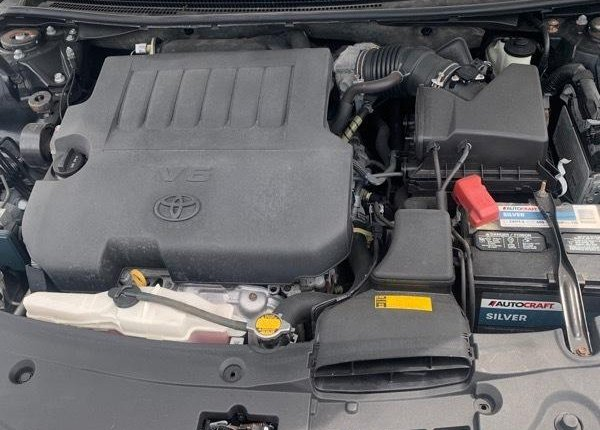 Foreign Used Toyota Avalon 2015 Model Black -6