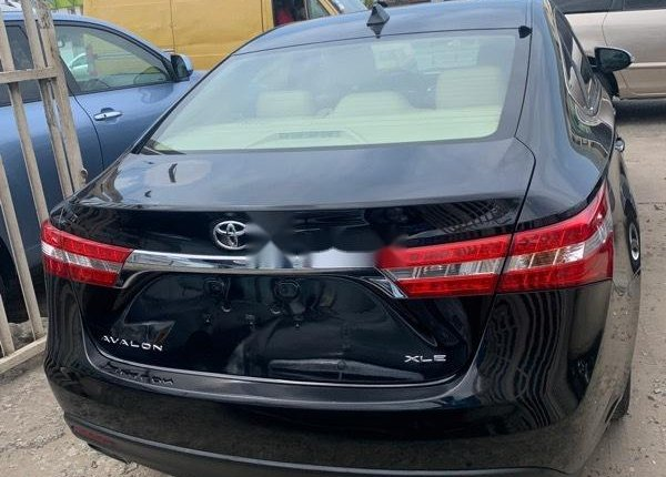 Foreign Used Toyota Avalon 2015 Model Black -7