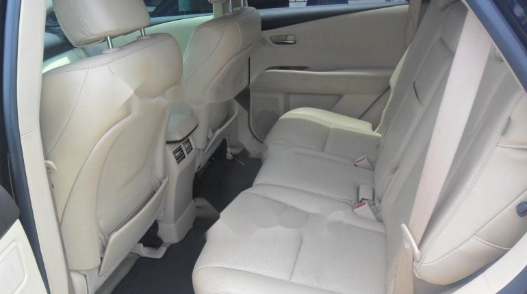 Foreign Used Lexus RX 2010 Model Black-6
