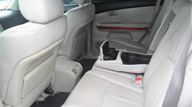 Foreign Used Lexus RX 2004 Model Silver-6